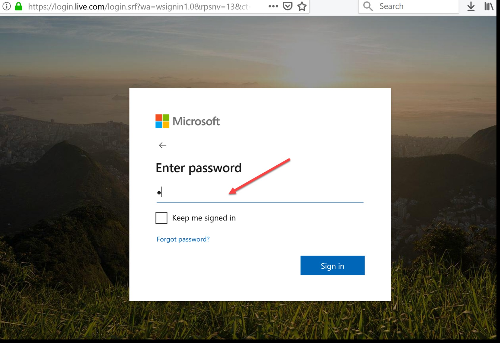 Activate a Product on Microsoft
